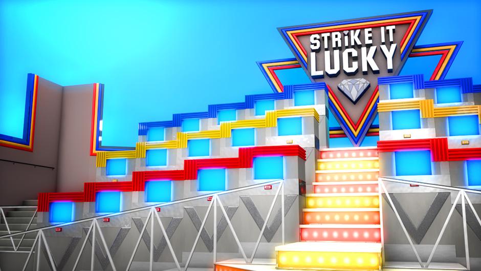 Strike It Lucky « Tom McDaid